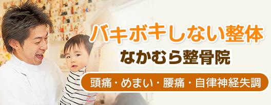 徳島県徳島市で人気の整体 なかむら整骨院